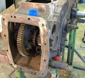 Professionally Restoring Tractors