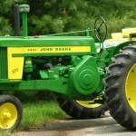 John Deere Tractor Restoration