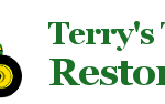 Terry's Tractor Restoration logo