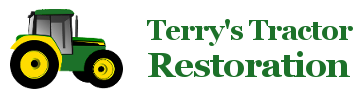 Terry's Tractor Restoration